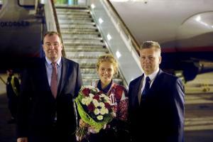 Челябинка Татьяна Кудашова – победительница международного турнира в Люксембурге по тхэквондо