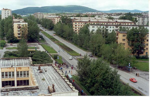 сатка город фото
